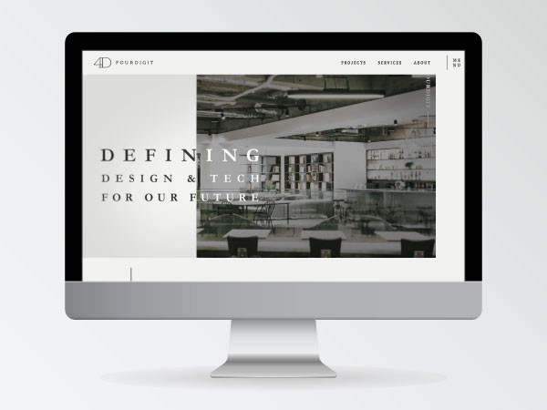 Corporate Website Redesigned